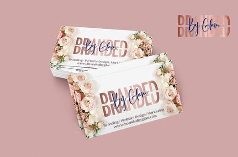 mockup-of-a-pile-with-two-business-cards
