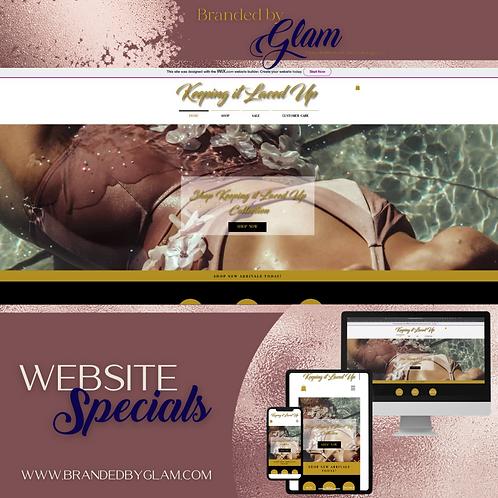 Wix Website Deposit