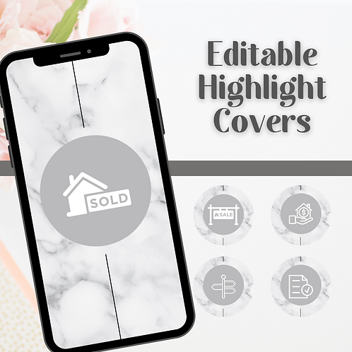 Real Estate Marble Highlight Cover