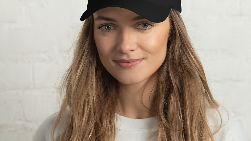 Grace- & -Mercy- Hat -Embroidered- Unisex- Dad- Hat