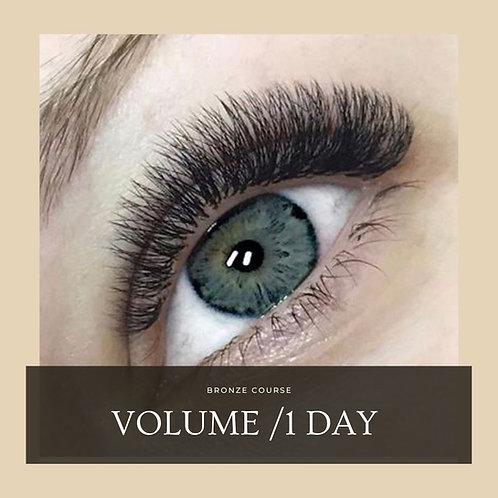 Bronze | Volume lash Training