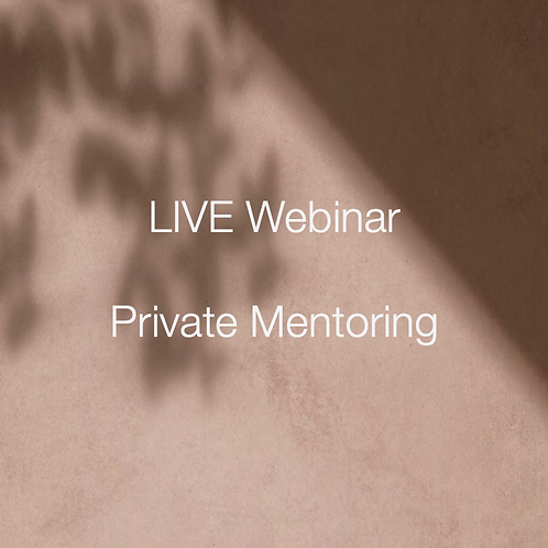 Online Theory Private Mentoring (2hrs 〜)