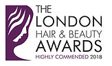 Highly Comd Logo _ London Hair & Beauty