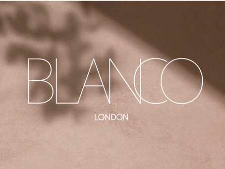 "Introducing Our New Brand  ""BLANCO"""