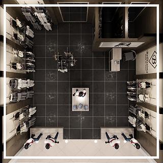 Дизайн магазина Ижевск