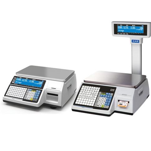 Торговые весы CL3000 с печатью этикеток