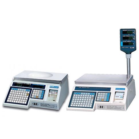 Торговые весы LP(1.6) с печатью этикеток