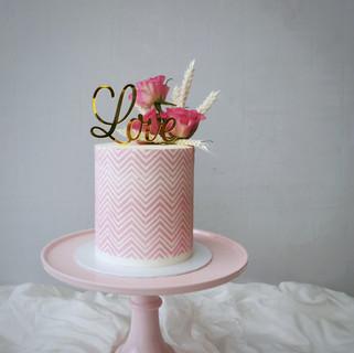 Valentinstags Torte 2021