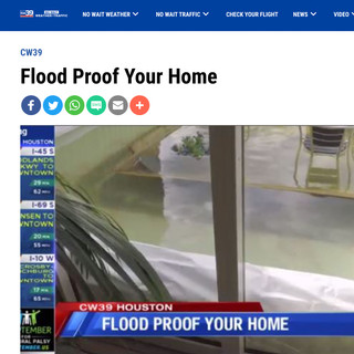 "CW39 ""Flood Proof Your Home"""