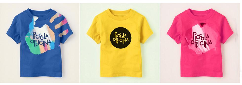 Picolla Officina T-shirt Design