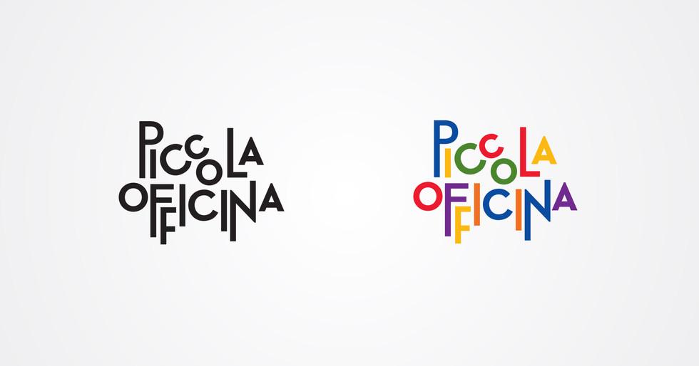 Piccola Officina Logo Design