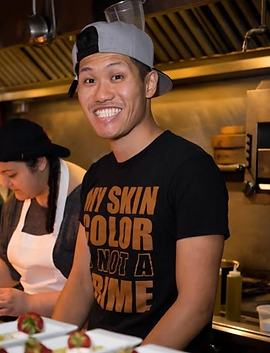 Laurence Louie is head chef at Oklava and Kyseri and director of a bakery in Boston.