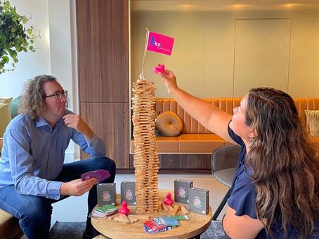 Ide Koops en Samantha van Hutten halen Risk Assessment uit het stoffige hok