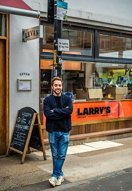 Matt Bushnell is operations manager and director at Salon Brixton Levan and Larry's Peckham in London.