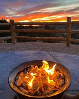 Fire Sunsets