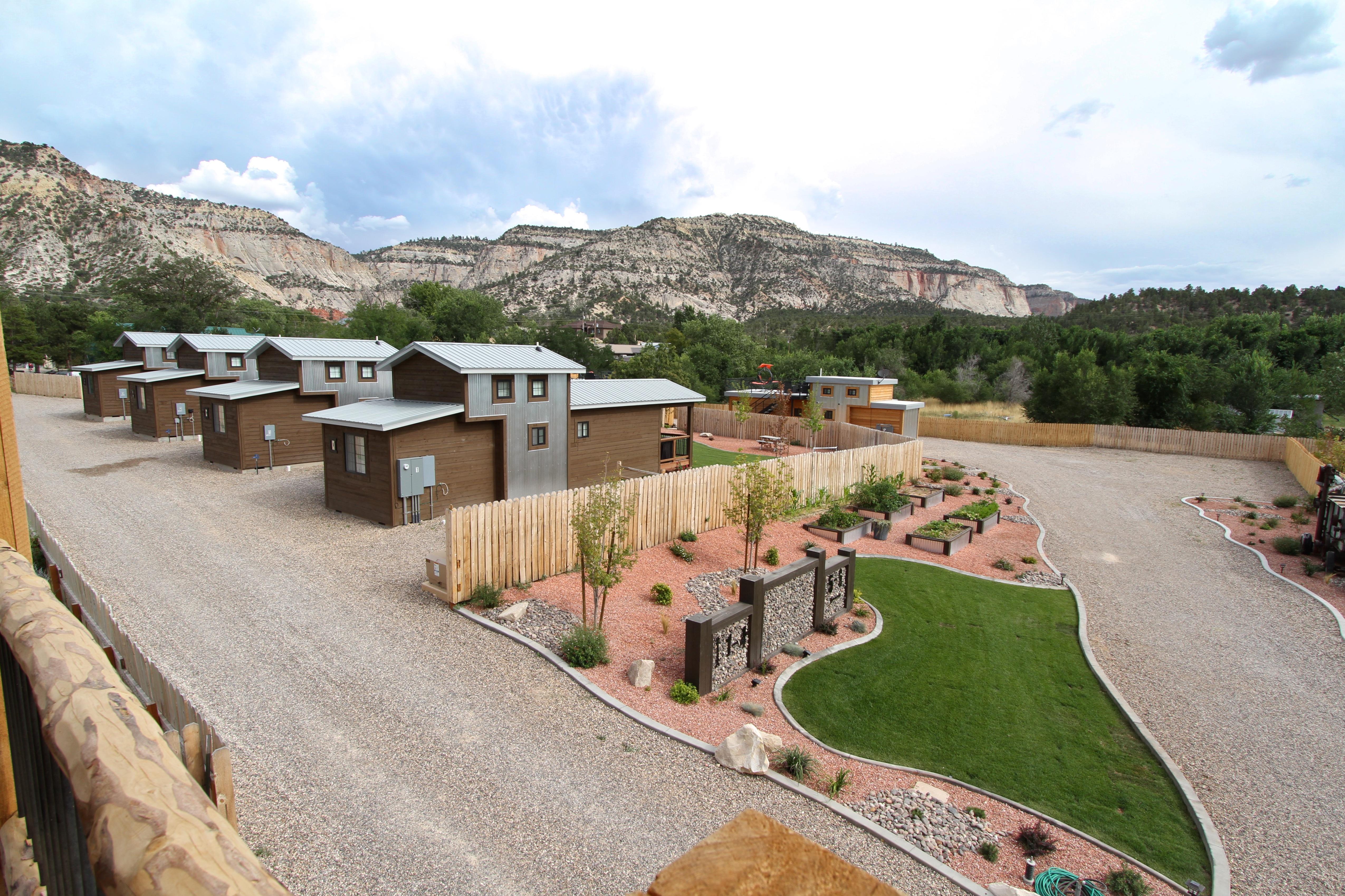 Tiny House 1-4 Garden