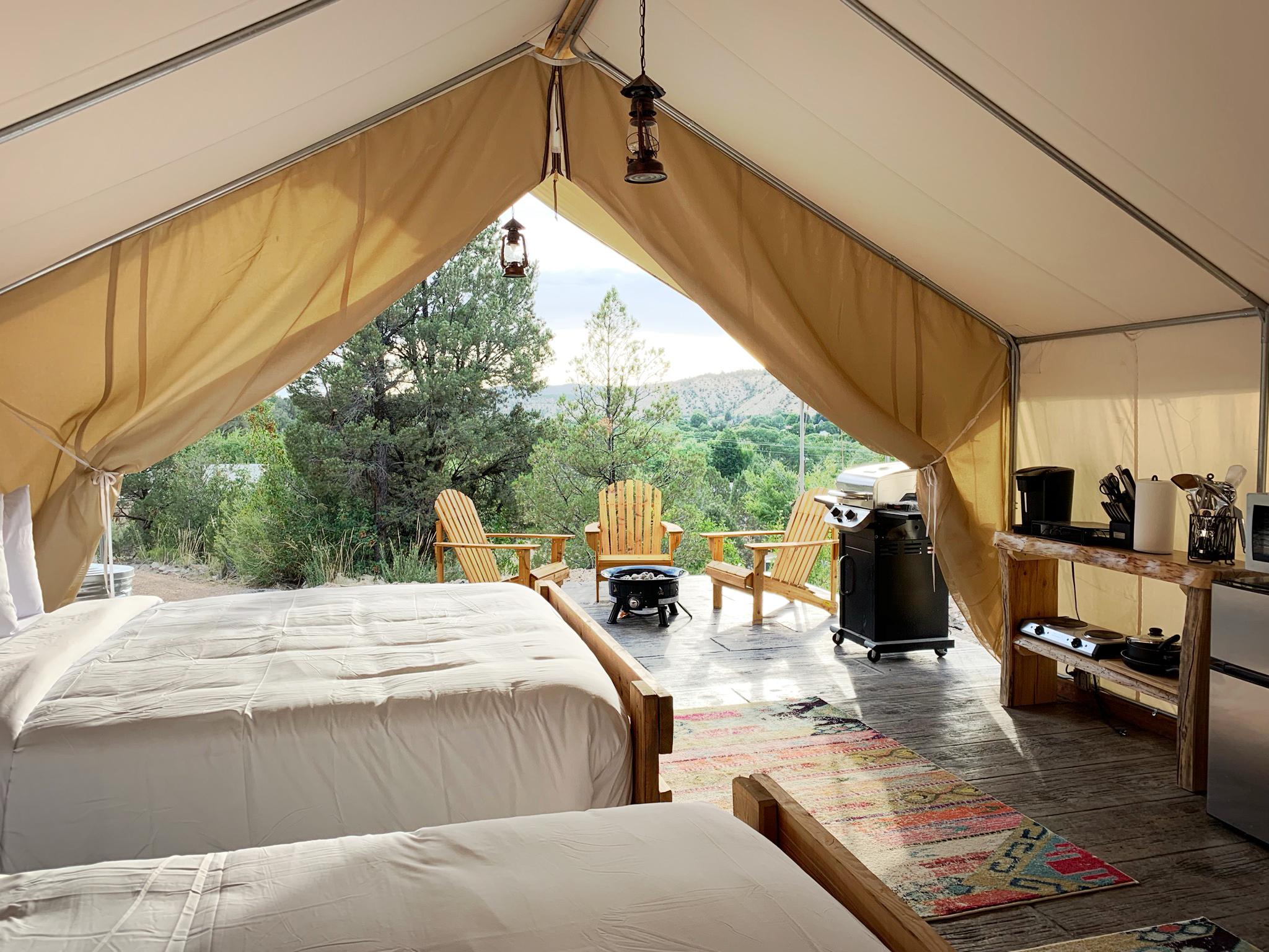 Tent Patio