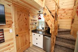 Tree House Kitchenette