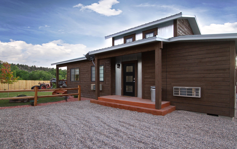 Tiny House 1-4 Exterior Door