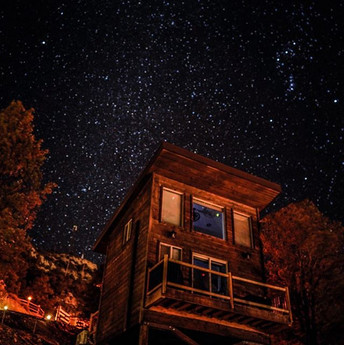 Treehouse #5 Starry Nights