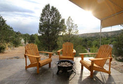 Tent Patio Chairs