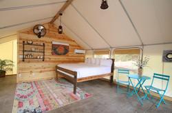 Tent Queen Bed