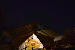 tent 3 night