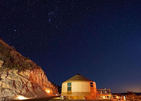 Yurt 4 Starry Nights!