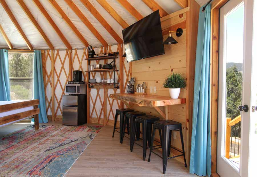 Yurt Kitchenette1