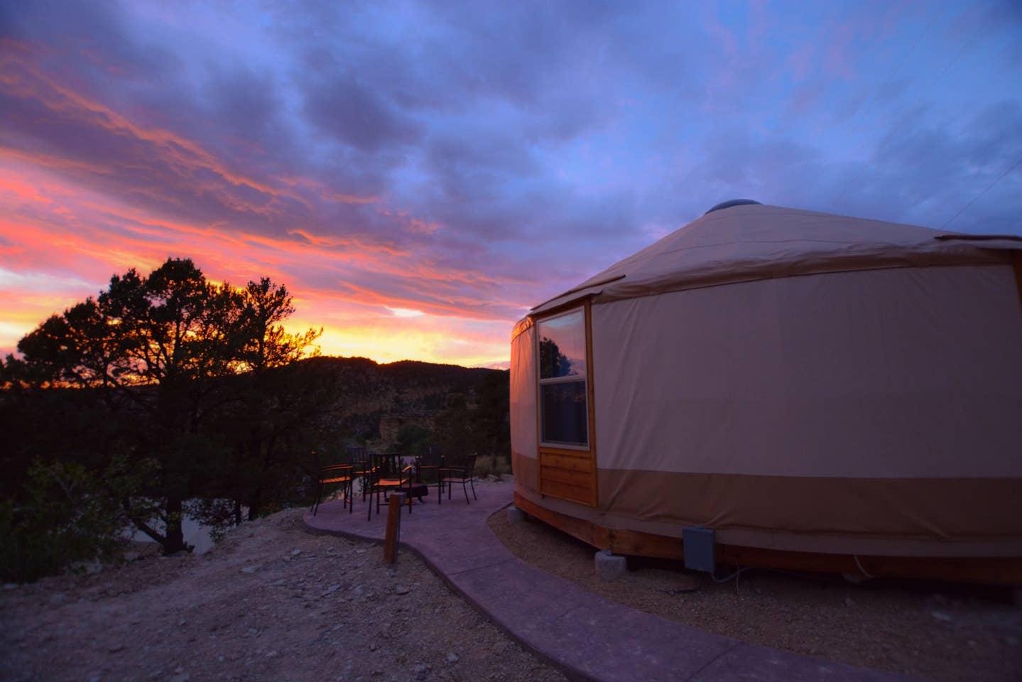 Yurt 9