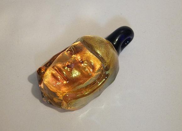 Female Glass Pendant