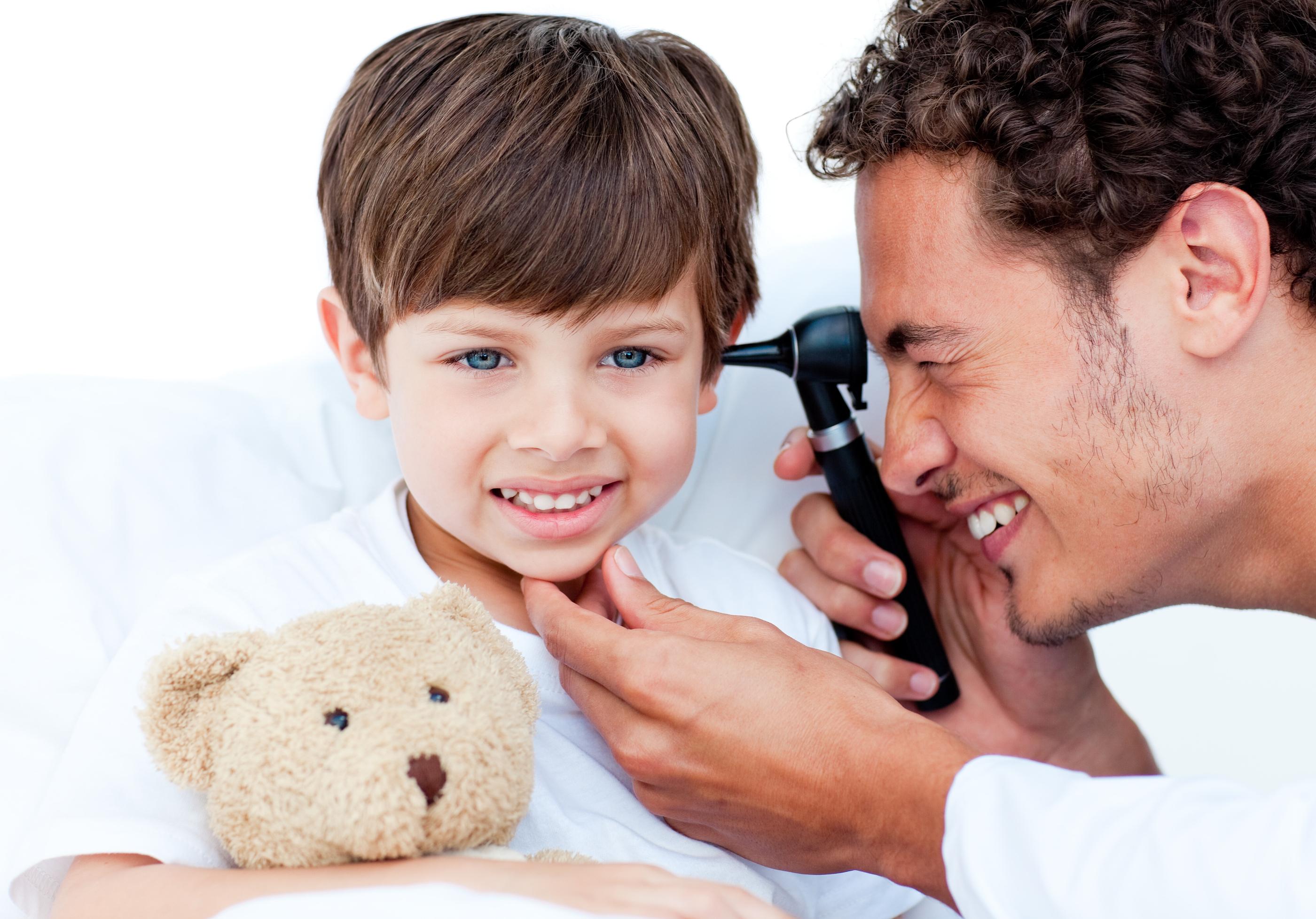 Otorrino Pediatra WTC napoles df