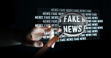 Five Stunning Examples of Fake News
