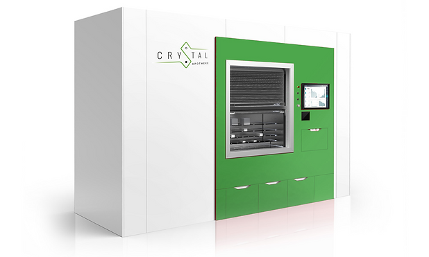Crystal Apotheke Rosenheim - 24h Automat