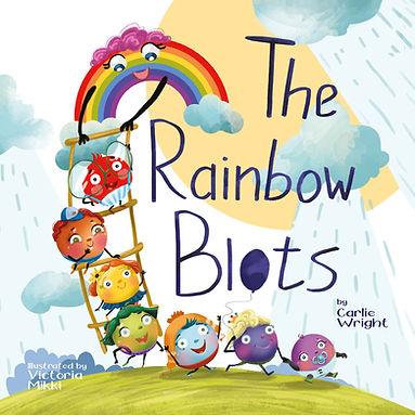 The Rainbow Blots - KINDLE SPREADS - MAS