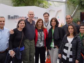 Charla de Fundación Independízate en SingularityU Chile Summit