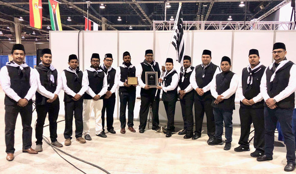 Congratulations to MKA Queens and Atfal-ul-Ahmadiyya Queens for bringing home the awards from Jalsa