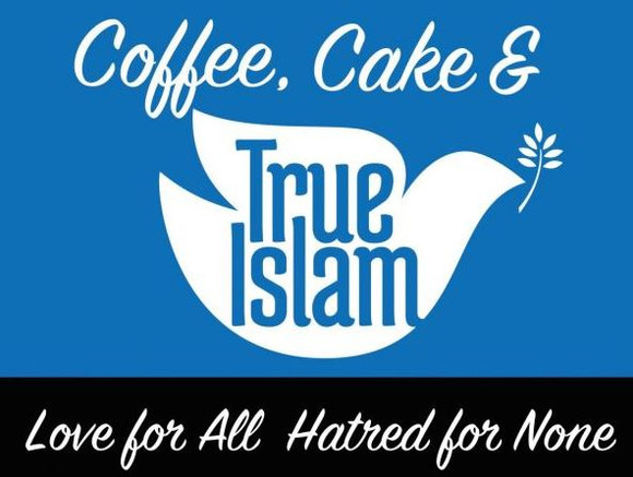 [NY JAMA'AT] Join me at Queens, NY's Coffee, Cake & True Islam:on October 5, 2017 7:30AM