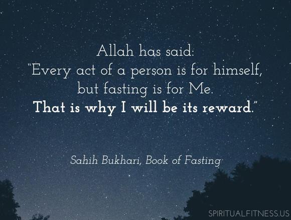 Quran & Hadith on Ramadhan