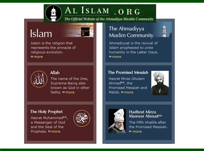Alislam.org