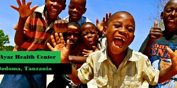 [NY JAMA'AT] Humanity First Tanzania Health Clinic, in memory of Nazir Ayaz