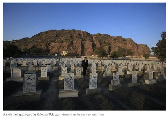 [NY JAMA'AT] NYTimes.com: Shunned by Pakistan's Muslims, Ahmadis Create Own Refuge