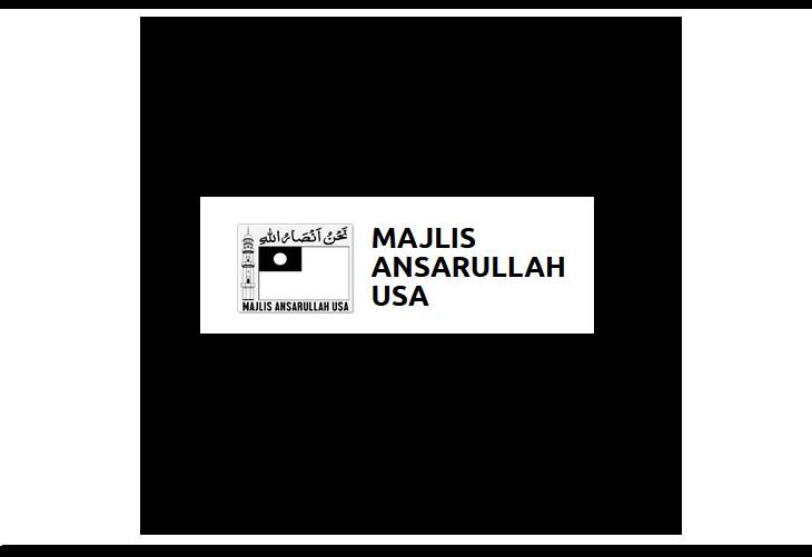 Majlis Ansarullah, USA.
