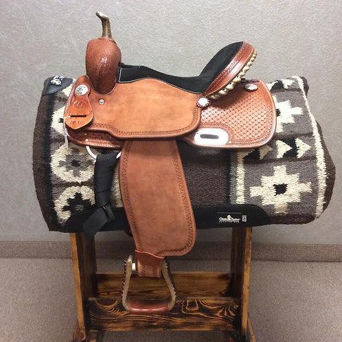 RS Barrel Saddle #510