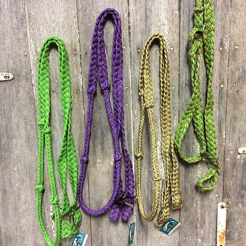 Rope/Barrel Reins #1