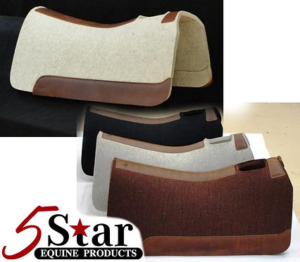 5 Star Saddle Pads