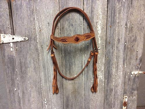 Basket Weave w/Stitching