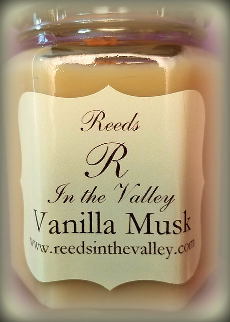 Vanilla Musk Waxmelt