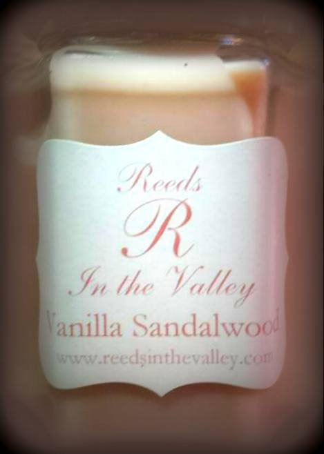 Vanilla Sandalwood (WaxMelt)