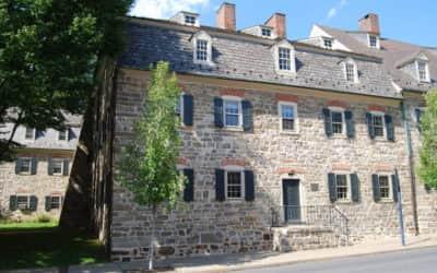 Single Sisters' House Bethlehem PA